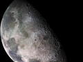 Moon - North Polar Mosiac